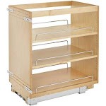 Base Cabinet Organizer, 14 X 22-7/16 X 25-7/16 in