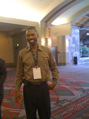 ESPN's Doug Glanville at SLA2011