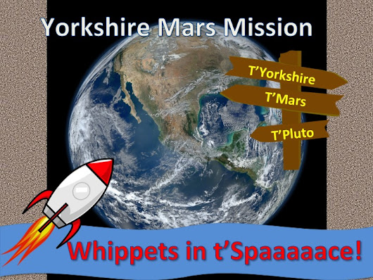 Raspberry Jam: The Yorkshire Mars Mission! Saturday 12th March 2016