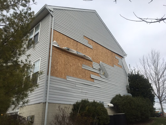 Recent Storm Damage in Carroll County | Platinum Exterior