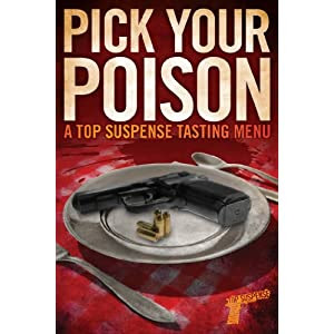 Pick Your Poison - A Top Suspense Tasting Menu
