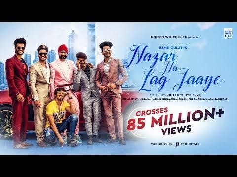 Nazar Na Lag Jaye Song Lyrics | Download | Ramji Gulati, Mr Faisu, Hasnain, Adnaan, Faiz, Saddu, Team07