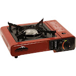 Camp Chef BDZ 138 Gas Hot Plate - Red