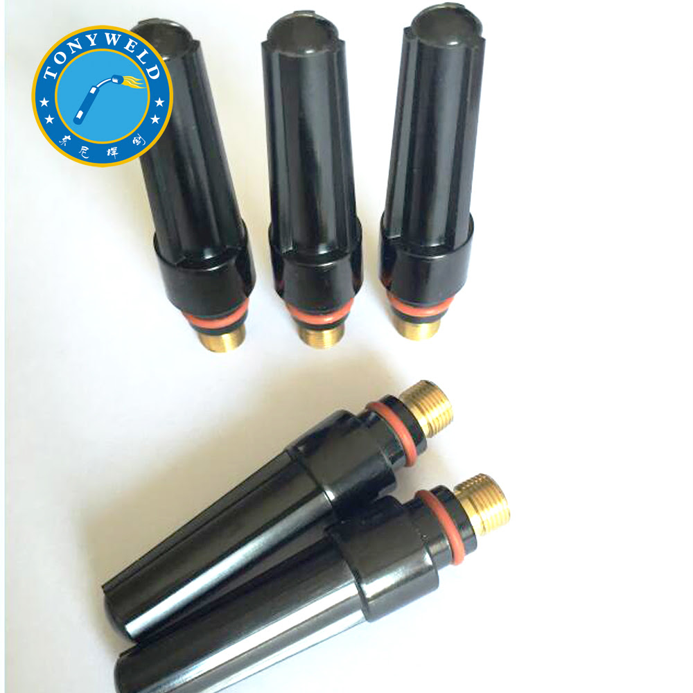Airco Tig Welding Torch Parts Long/ Medium /short Back Cap ...