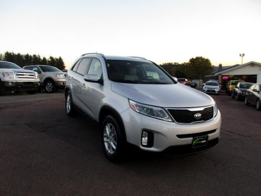 Used 2015 Kia Sorento LX AWD for Sale in Accident  MD 21520 Art Butler Auto Sales