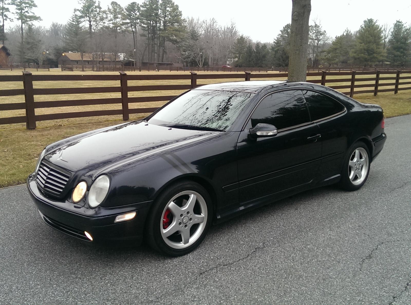 2002 Mercedes-Benz CLK-Class - Pictures - CarGurus
