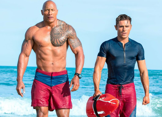 Baywatch movie review » Film Racket Movie Reviews