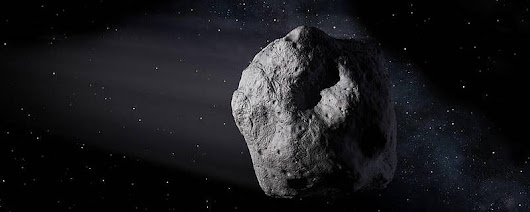Friday June 30th was International Asteroid Day! | In a Milk and Honeyed Land