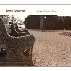 David Berkman - Communication Theory cover