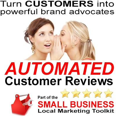 Automated Customer Reviews w/ RazoRSharp Networks