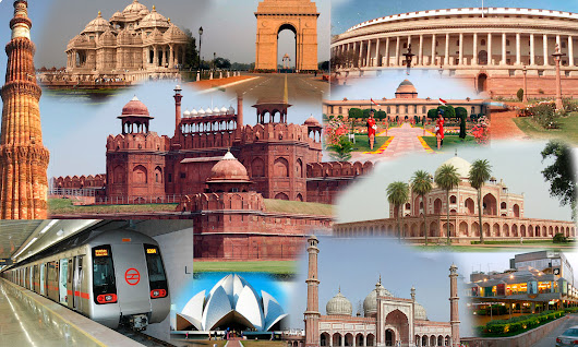 Delhi tourism - an opportunity to relish the best of both worlds - eWeekendBreaks