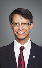Photo - Arnold Chan - Click to open the Member of Parliament profile