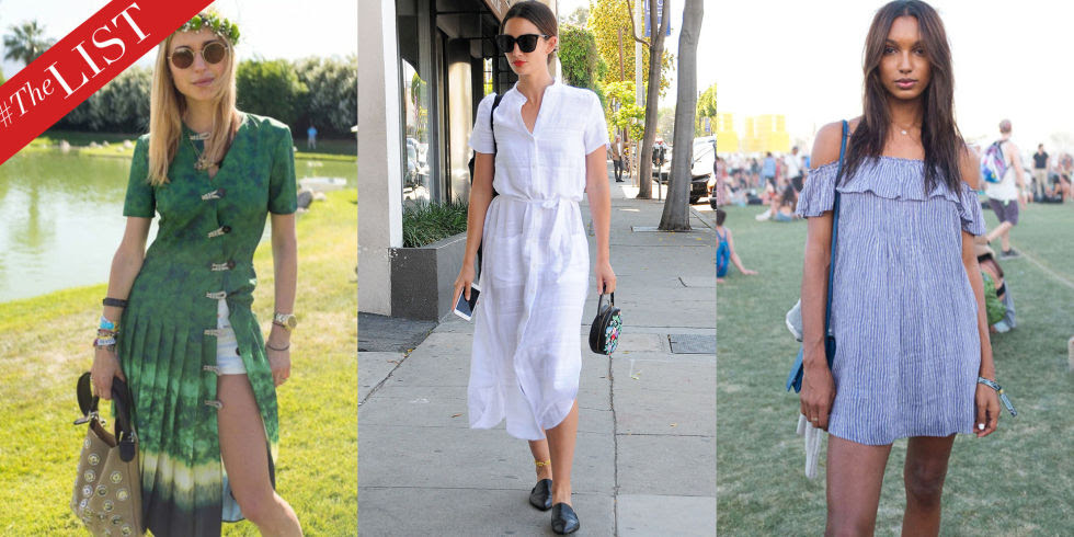 THELIST: 11 SUMMER TRENDS TO TRY NOW