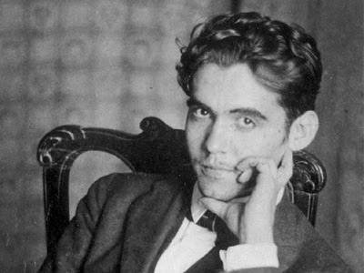 Lorca fue fusilado por el bando sublevado durante la Guerra Civil