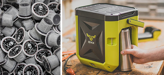 Win an OXX Coffeeboxx and ONE HUNDRED Death Cups! [$400 Value] – Death Wish Coffee Company