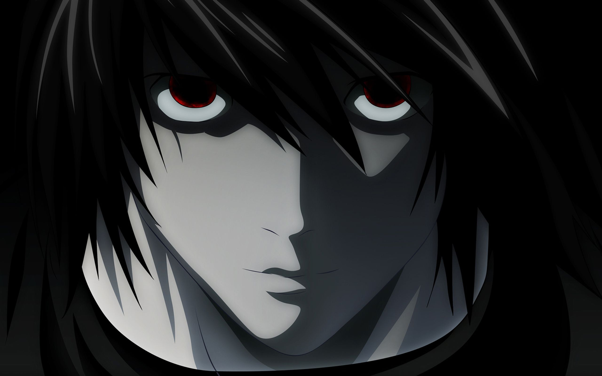 L Death Note Hd Wallpaper 20 Desktop Background Animewp Com