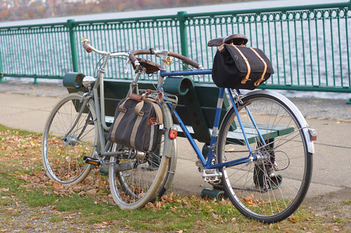 Charles River Ride, Late Autumn