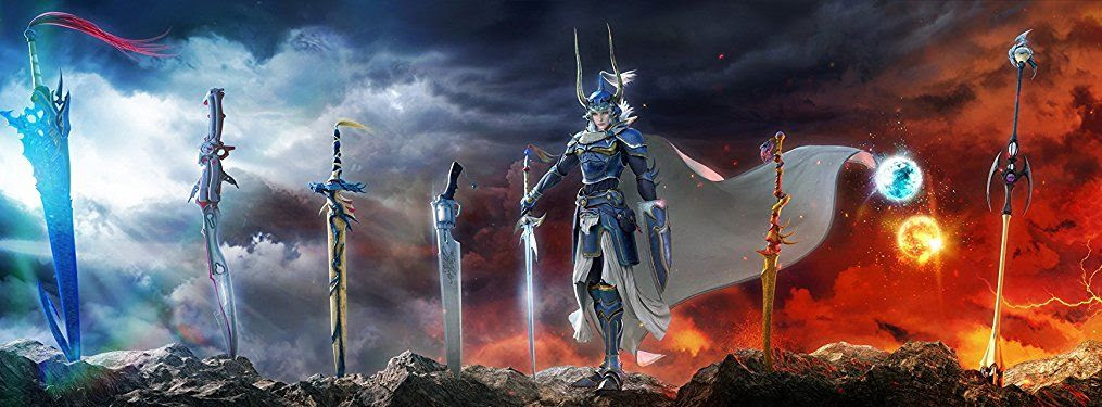Dissidia Final Fantasy NT leaked for PlayStation 4 screenshot