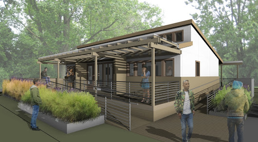 13 futuristic solar-powered modular houses headed to compete in Denver