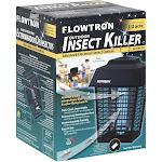 Flowtron Bk-15D Electric Insect Killer, Black