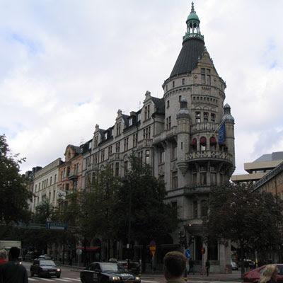A fairytale castle