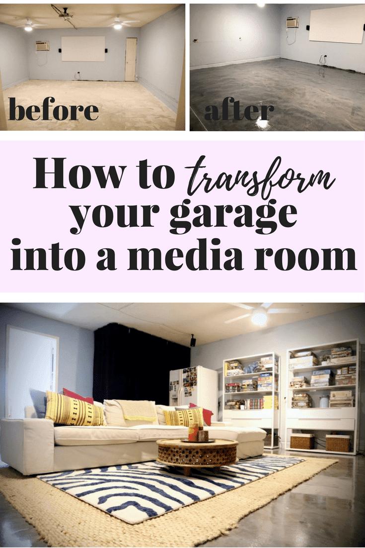 Our Rock Solid Garage Makeover | Love & Renovations