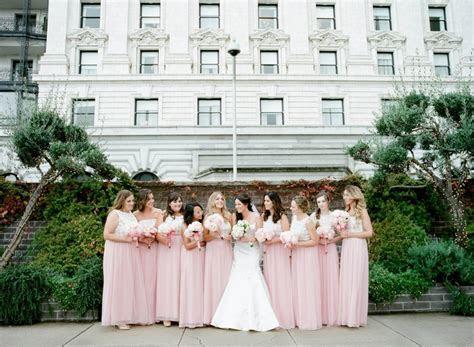 San Francisco Fairmont Hotel Wedding