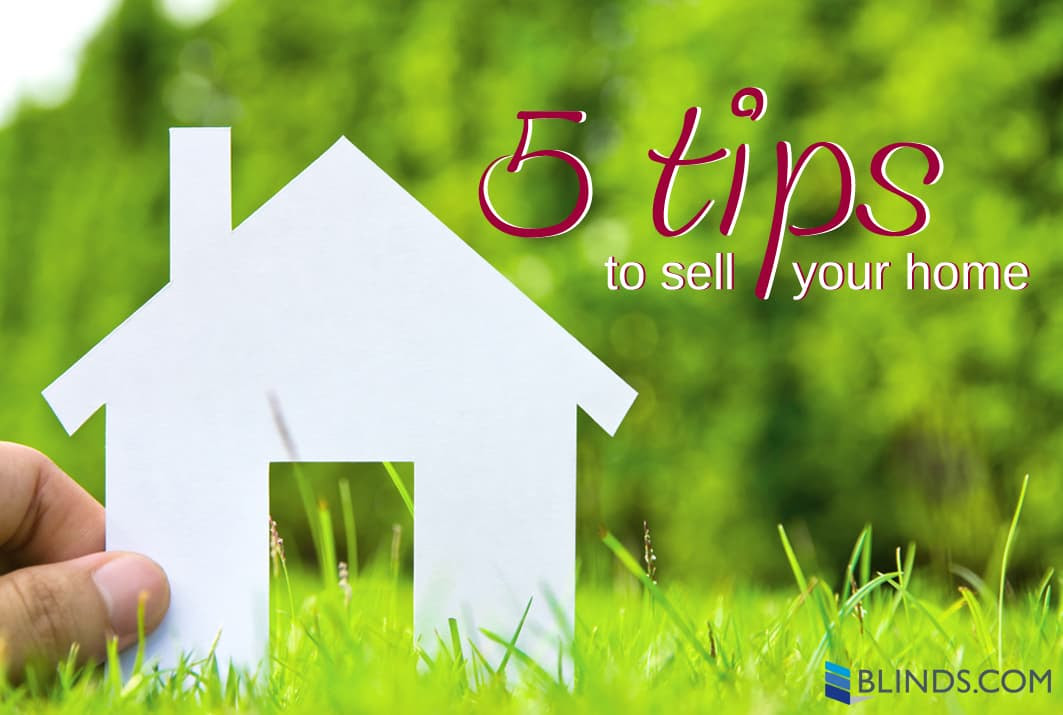 Tips to get your home ready to sell - The Finishing Touch