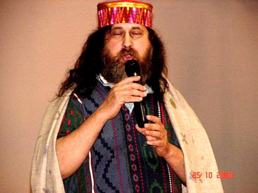 Heed the Prophet Stallman, oh Software Sinners! | FOSS Force