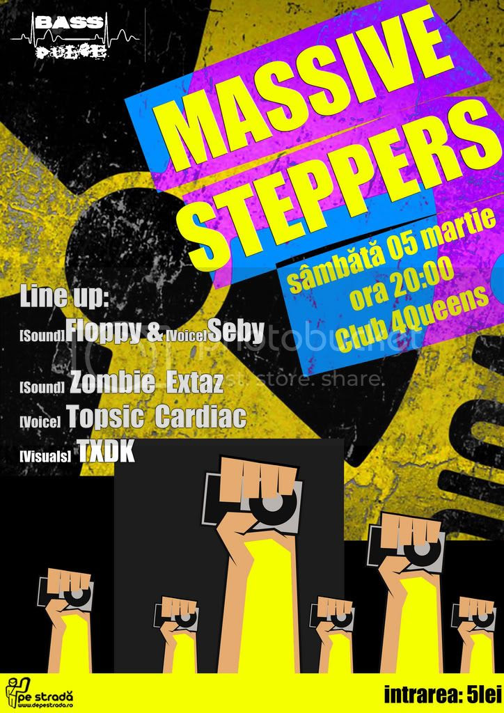 Massive Steppers