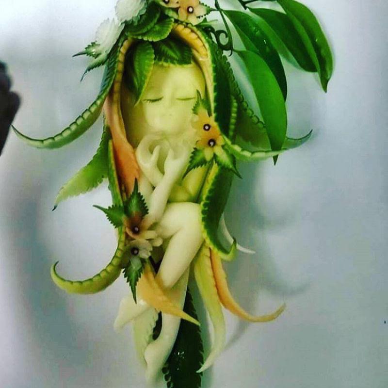 Artista tailandês cinzela esculturas requintadamente detalhadas de sabonete 15