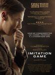 解碼遊戲/模仿遊戲(The Imitation Game)poster