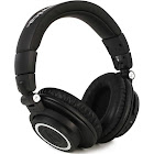 Audio-Technica ATH M50XBT Bluetooth Wireless Over-Ear Headphones with Mic