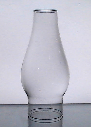 Hurricane Shade 2.5 inch fitter x 7 5/8 x 1.75 Replacement