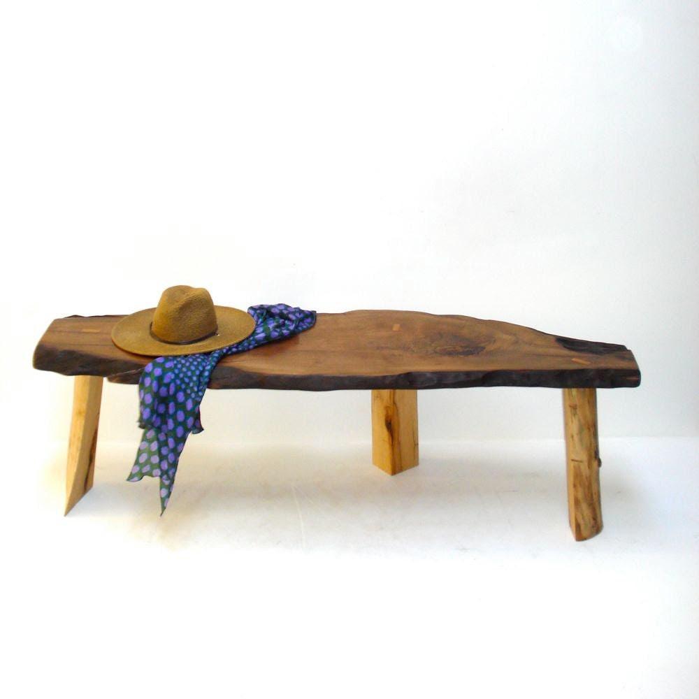 Walnut Coffee Table - Bench - realwoodworks1