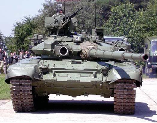 M-84AS – The revamped main battle tank from Serbia