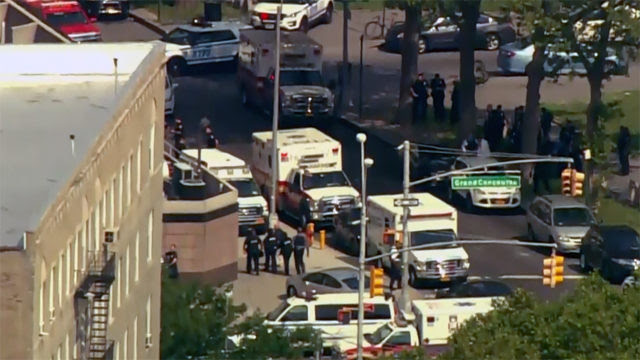 Image result for Doctor fatally shoots 1, wounds 6 at NYC hospital before killing himself