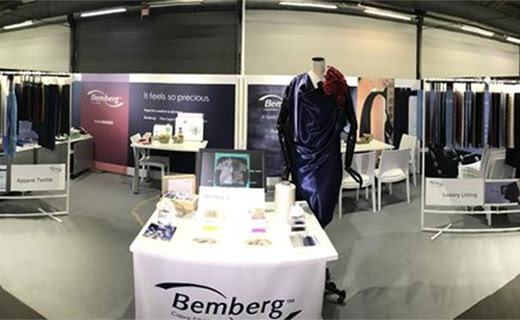 Bemberg by Asahi Kasei at Premiеre Vision Paris with premium collections