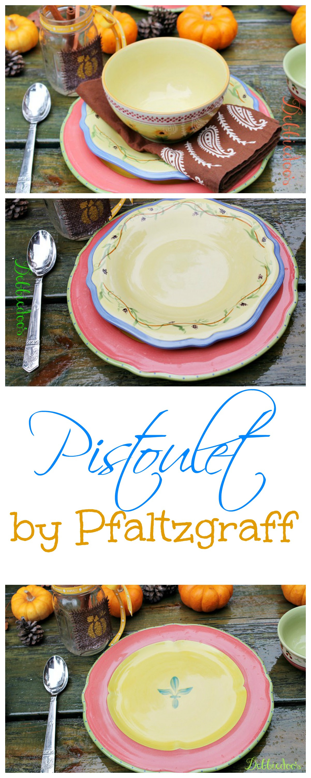 Pfaltzgraff dishes