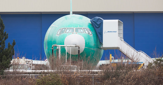 Boeing Possibly Hit by 'WannaCry' Malware Attack