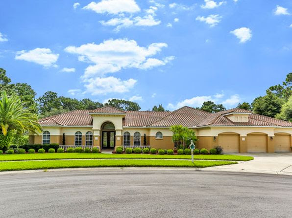Courtyard Pool  Spring Hill Real Estate  Spring Hill FL Homes For Sale  Zillow