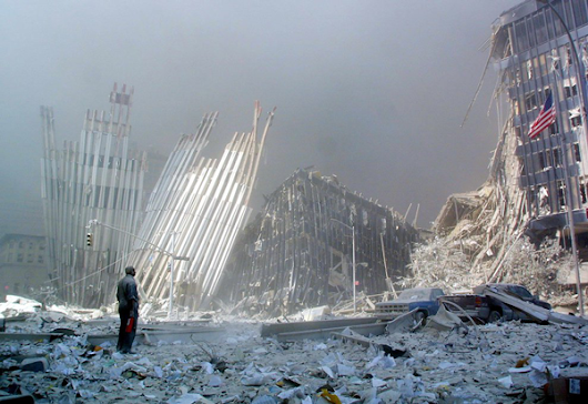 On the 15th Anniversary of 9/11: Life, Death, and the Search for God