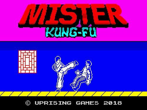 Review: Mister Kung-Fu on ZX Spectrum is an arcade port done right