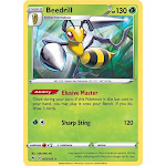 Pokemon Vivid Voltage Rare Beedrill #3