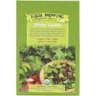 High Mowing Organic Seeds, Winter Garden, Organic Seed Collection, Variety Pack, 5 Packets
