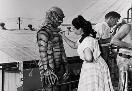 The Creature from the Black Lagoon (1954) starring Richard Carlson, Julie Adams and Richard Denning - Classic Film Freak