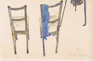 Egon Schiele - Kunst kann nicht modern sein; K...