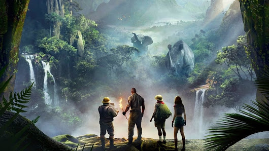 Jumanji: Welcome to the Jungle download full movie free watch online