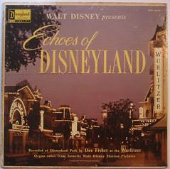 Echos of Disneyland record