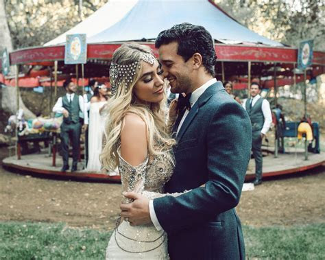 Mark Ballas and BC Jean's Wedding Album: Exclusive Details